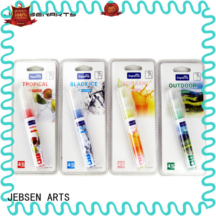 JEBSEN ARTS car air freshener spray pump for office