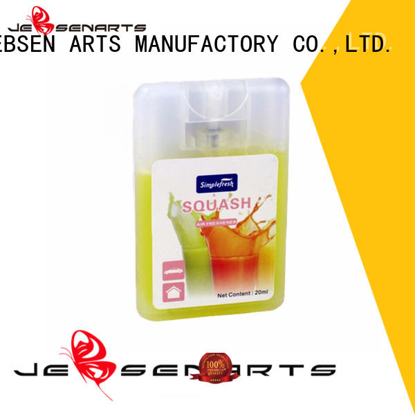 quality sprays JEBSEN ARTS Brand car air freshener spray