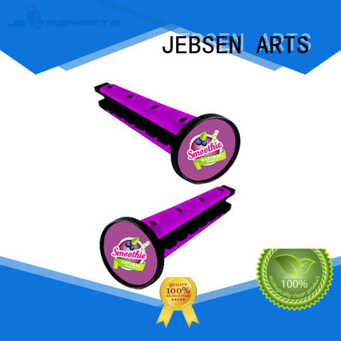 JEBSEN ARTS auto funny car air freshener metal diffusers for dashboard