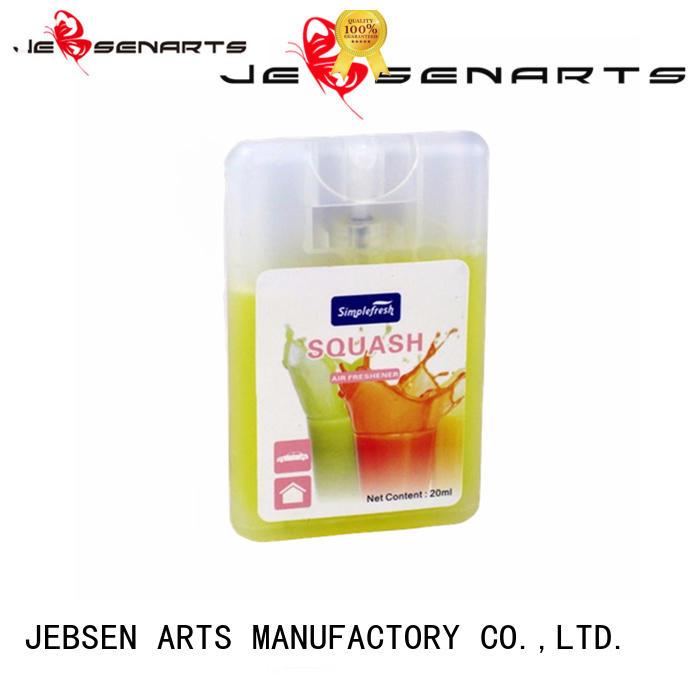 JEBSEN ARTS car air freshener spray manufacturer for home
