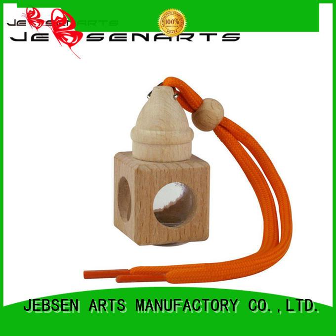Quality JEBSEN ARTS Brand hotel custom car air fresheners