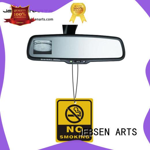 custom car air fresheners for restaurant JEBSEN ARTS