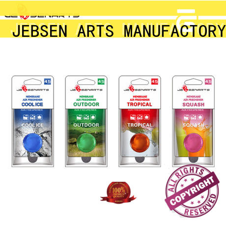JEBSEN ARTS luxury natural car deodorizer manufacturers for hotel