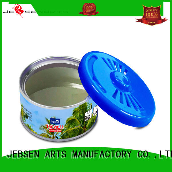 JEBSEN ARTS perfume car perfume gel for office