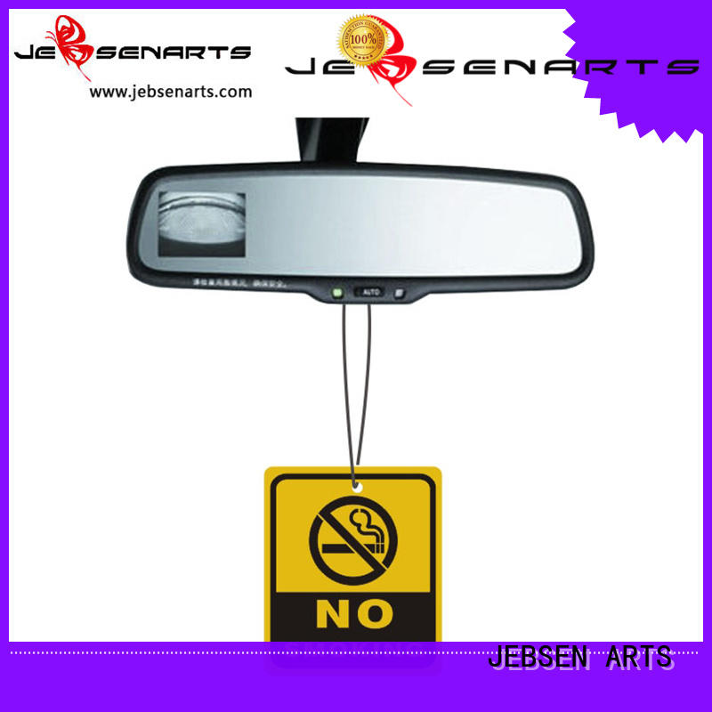 natural paper personalised air freshener air JEBSEN ARTS company