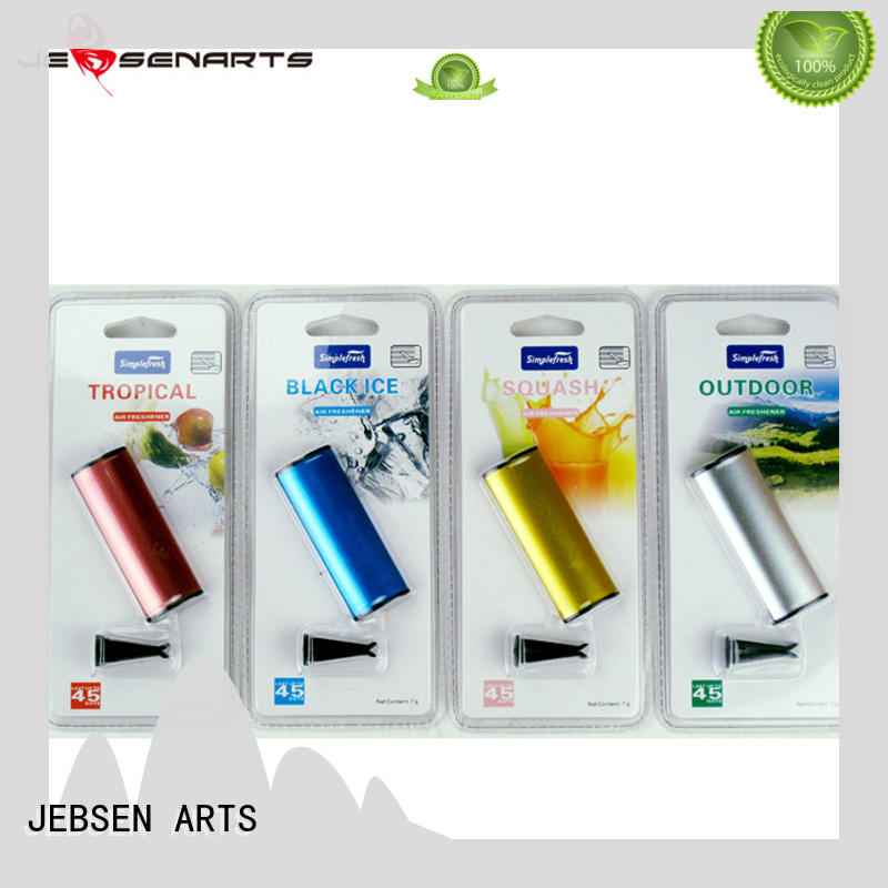 JEBSEN ARTS force car air freshener clip fast delivery for car