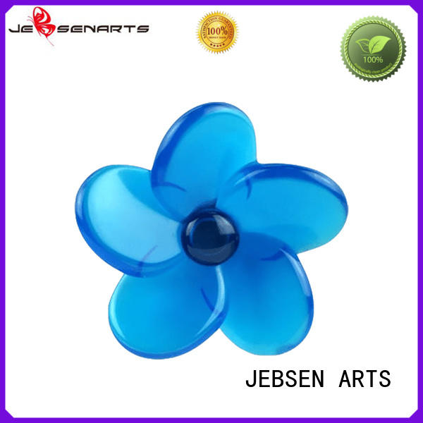 JEBSEN ARTS Brand shape plastic air fragrance personalised air freshener