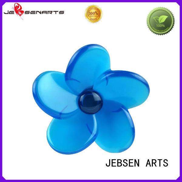 JEBSEN ARTS Brand shape plastic air fragrance personalised air freshener