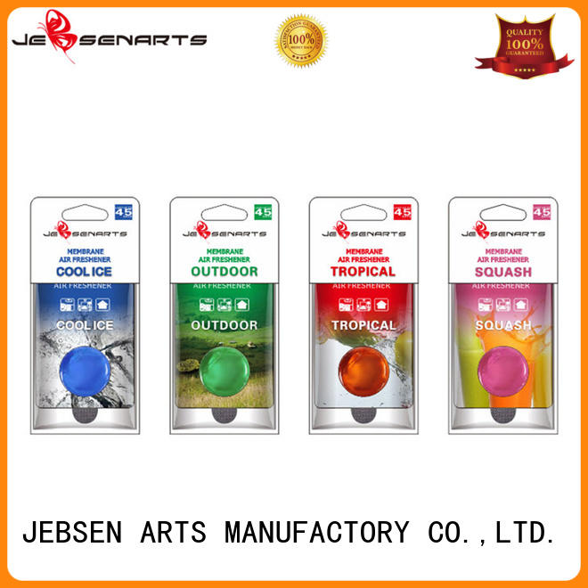 JEBSEN ARTS High-quality car paper air freshener making machine Supply for home