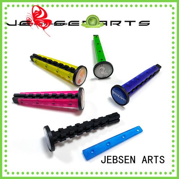 JEBSEN ARTS Brand car plastic round new car scent air freshener