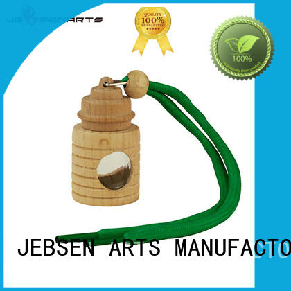 JEBSEN ARTS private label custom car air fresheners card for hotel