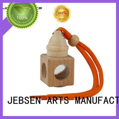 JEBSEN ARTS car perfume bottle manufacturer for hotel