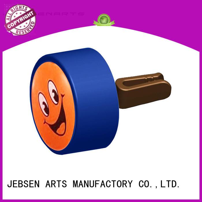 JEBSEN ARTS Brand round freshener custom new car scent air freshener