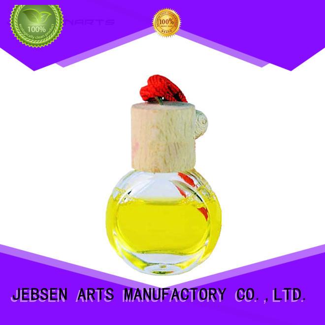 JEBSEN ARTS Brand hotel perfume oil funny car air freshener air