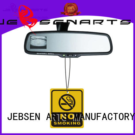 funny car air freshener perfume natural car Warranty JEBSEN ARTS