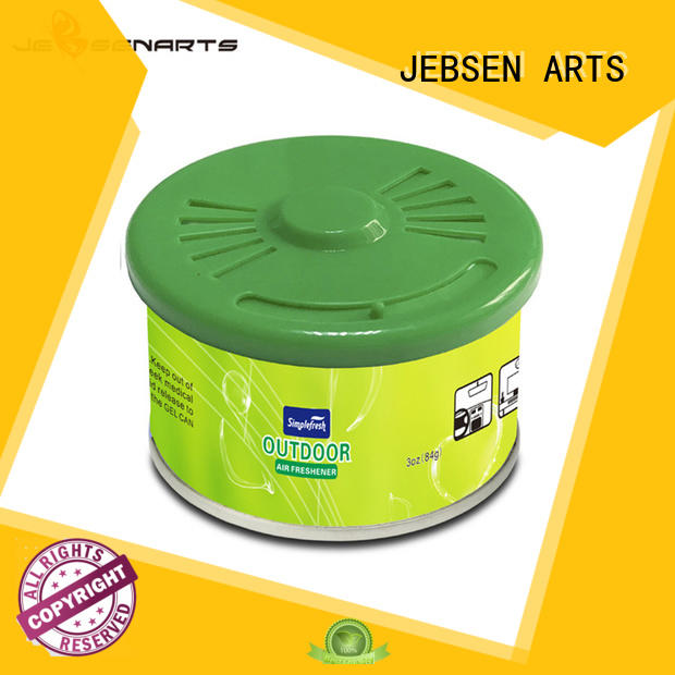 car organic scents car air freshener JEBSEN ARTS manufacture