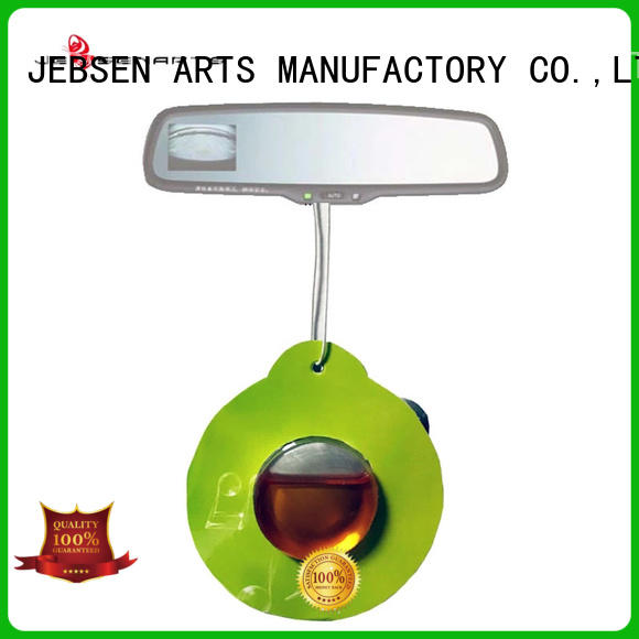 JEBSEN ARTS Brand luxury vent h08 freshener natural car air freshener