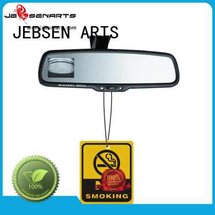 air paper personalised air freshener car JEBSEN ARTS