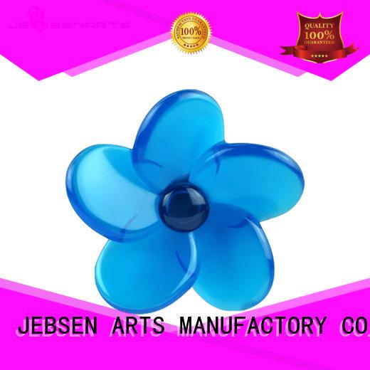 JEBSEN ARTS Brand plastic oem scented personalised air freshener manufacture
