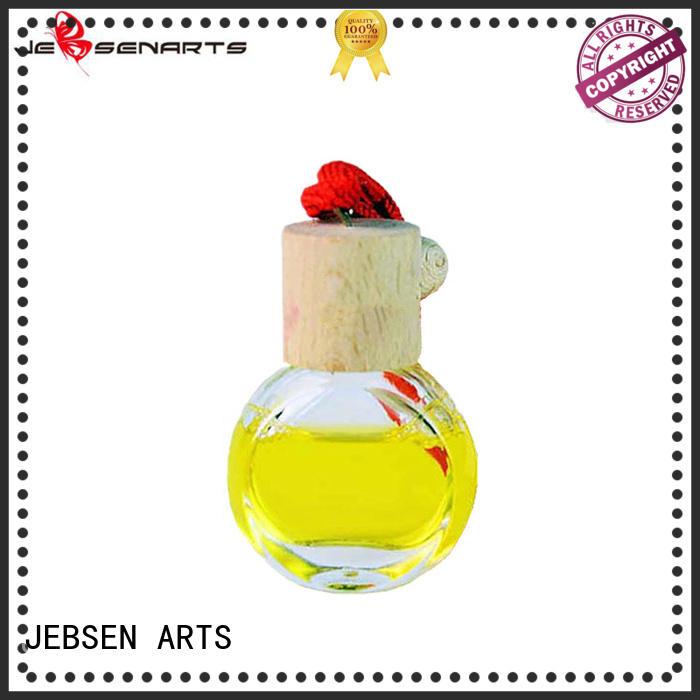 hotel room bottle custom car air fresheners fragrance JEBSEN ARTS