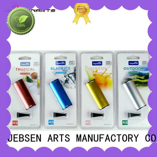 JEBSEN ARTS Latest car air freshener clip Supply for hotel