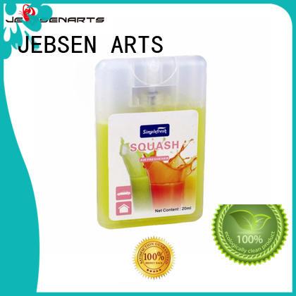 JEBSEN ARTS professional car air freshener spray pump for hotel
