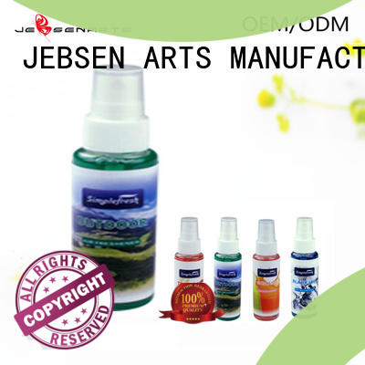 JEBSEN ARTS automatic car freshener spray perfume for bathroom