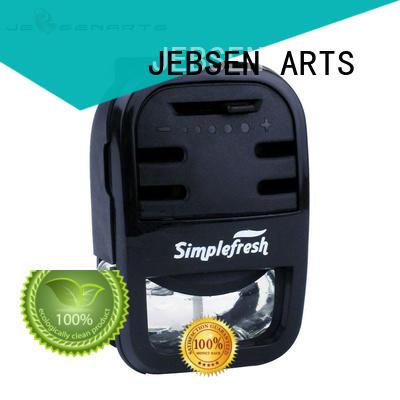 perfume plastic chandelier lift motorcar vent air freshener JEBSEN ARTS Brand
