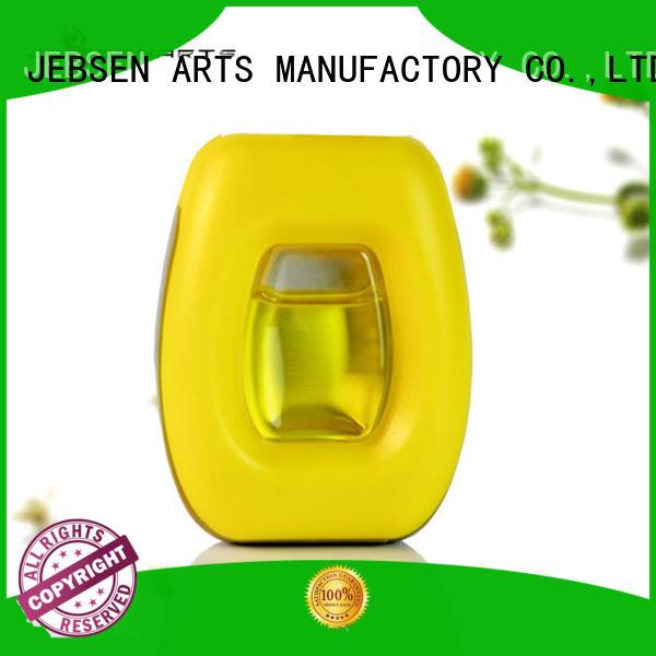 JEBSEN ARTS car perfume bottle manufacturer for car