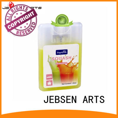 JEBSEN ARTS Wholesale mini air freshener spray manufacturers for office