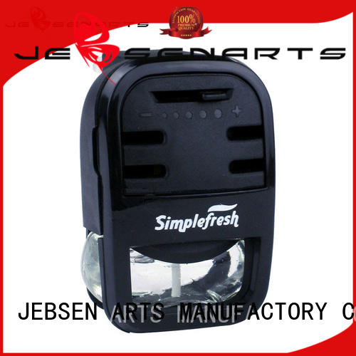 Hot chandelier lift motorcar vent air freshener bottle JEBSEN ARTS Brand