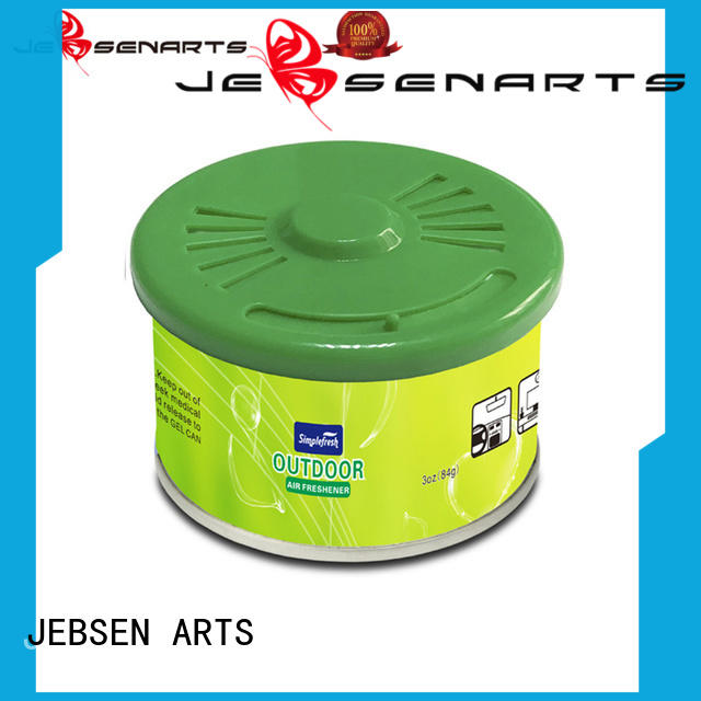 JEBSEN ARTS smell scents car air freshener can for restaurant