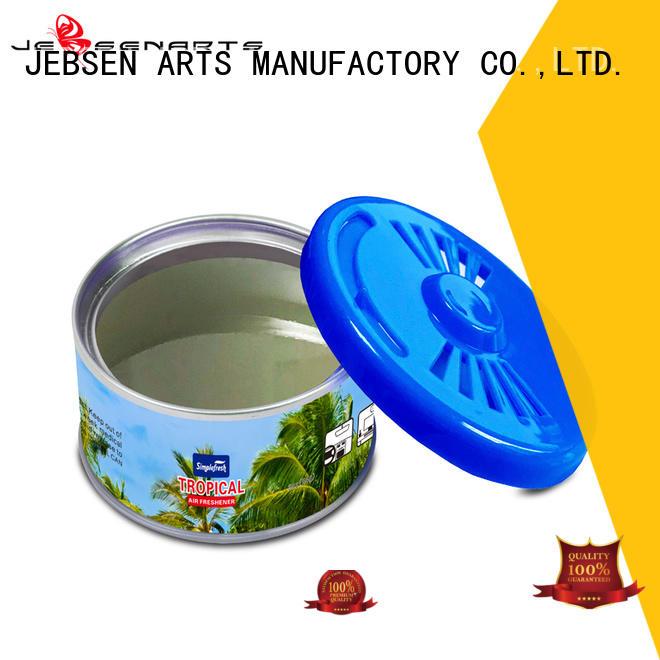 car perfume gel or gel gel air freshener JEBSEN ARTS Brand