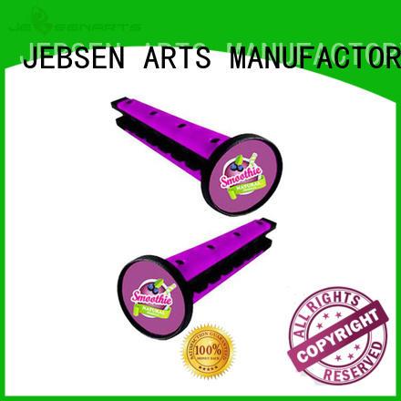 JEBSEN ARTS Brand fragrance air shape new car scent air freshener vent