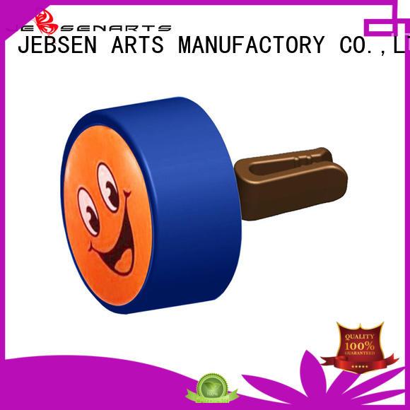 dashboard cute daisy personalised air freshener JEBSEN ARTS Brand