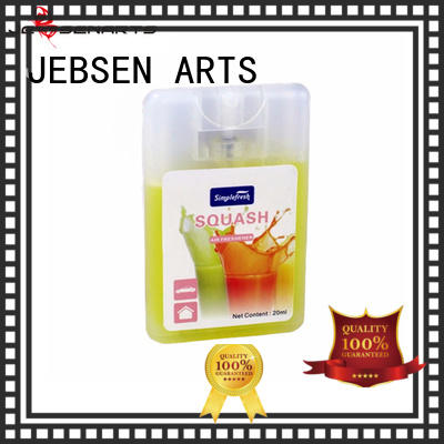 JEBSEN ARTS fresh air spray manufacturer for car