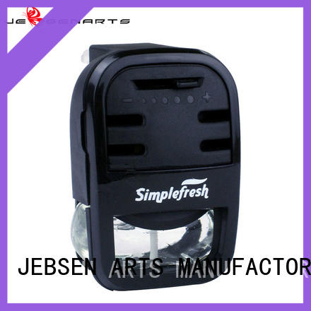 JEBSEN ARTS personalised car smellies conditioner for hotel
