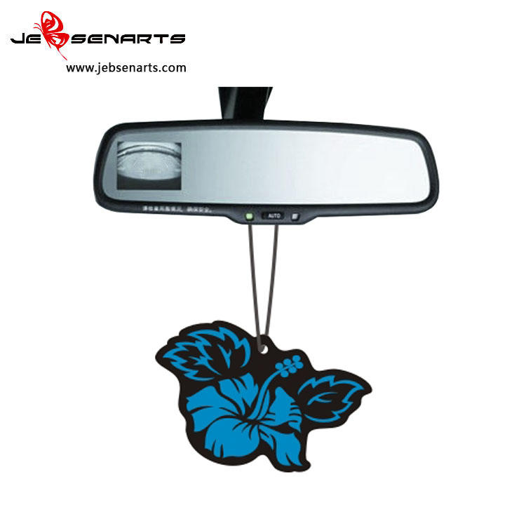Natural Car air freshener custom Paper car perfume Paper air freshener for car P01-1-1