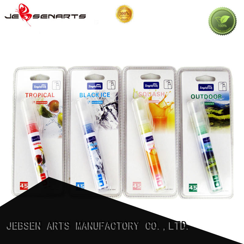 JEBSEN ARTS automatic auto air freshener spray manufacturer for car