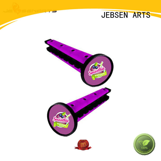 JEBSEN ARTS vehicle custom car air fresheners perfume for dashboard