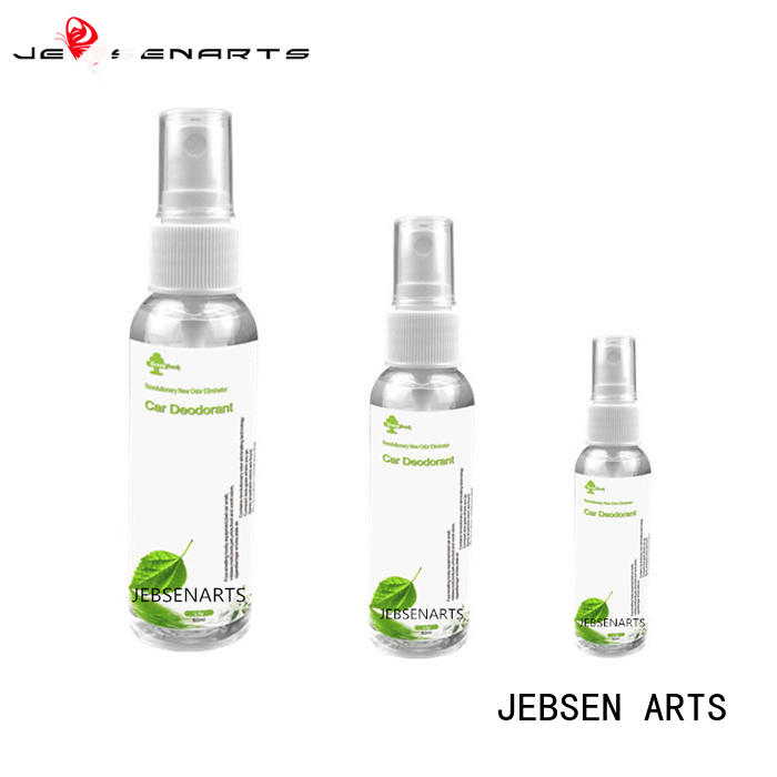 JEBSEN ARTS masculine car scents manufacturer for office