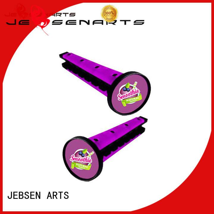 Hot personalised air freshener flower JEBSEN ARTS Brand brands plastic