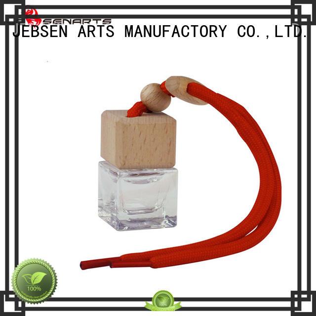 hot sale hanging car air freshener good selling for car JEBSEN ARTS