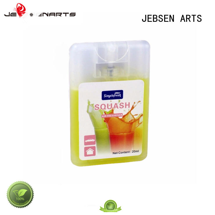 JEBSEN ARTS high quality car air freshener spray supplier for home