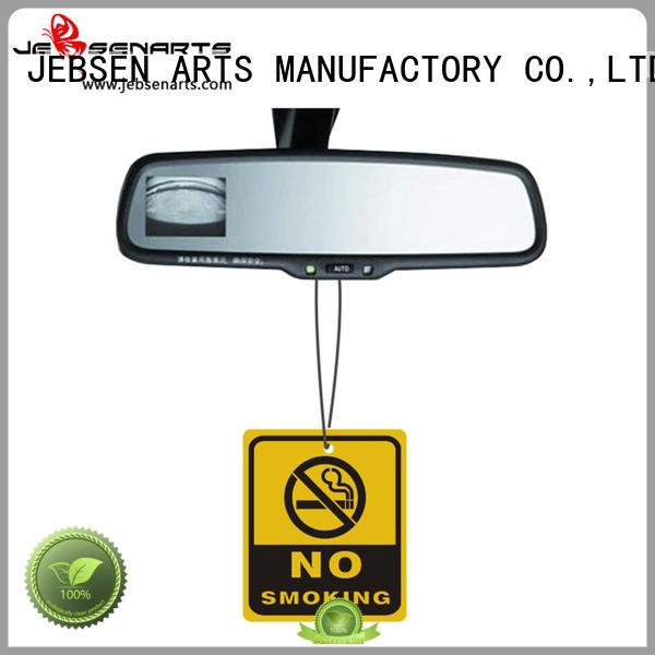 car perfume air personalised air freshener JEBSEN ARTS Brand