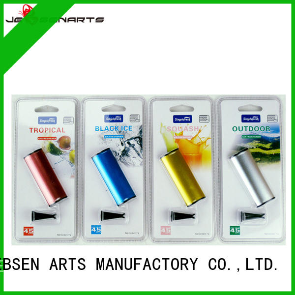 JEBSEN ARTS best non plug in air freshener for car