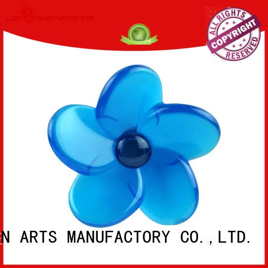 car conditioner sunflower personalised air freshener JEBSEN ARTS