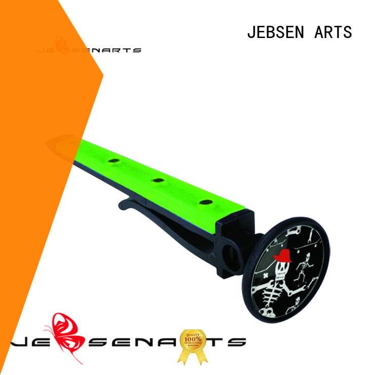 Hot personalised air freshener flower JEBSEN ARTS Brand car plastic brands