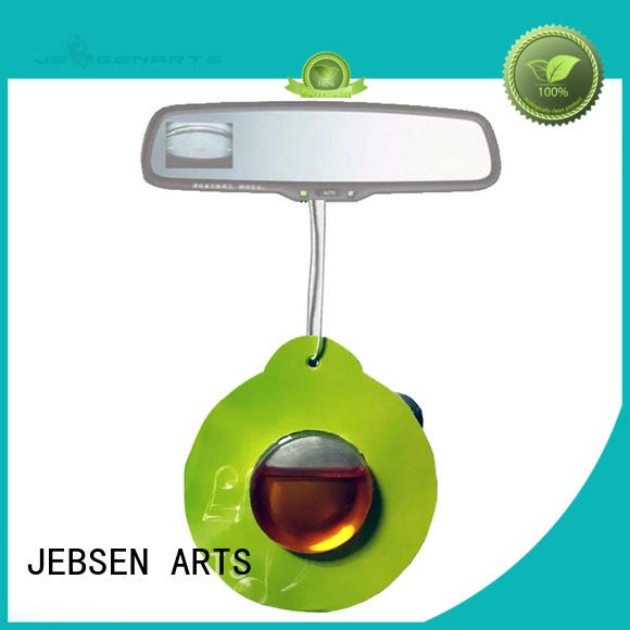 clip brands essential JEBSEN ARTS Brand scents car air freshener factory