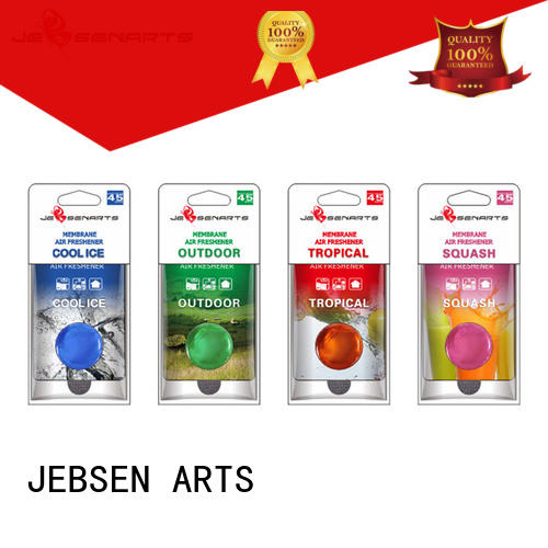 JEBSEN ARTS Brand car air scents car air freshener 4ml supplier